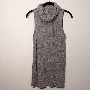 Aerie | Just Add Leggings Sleeveless Tunic Sweater